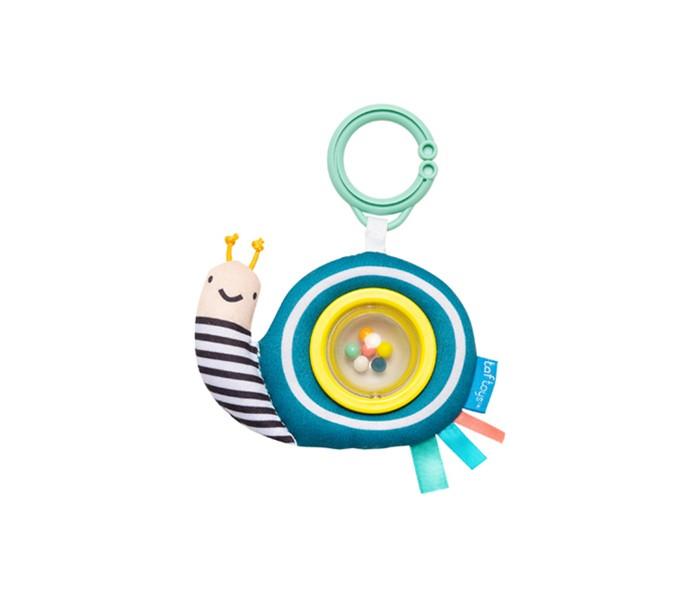 Купить Подвесные игрушки, Подвесная игрушка Taf Toys развивающая Улитка 16 см