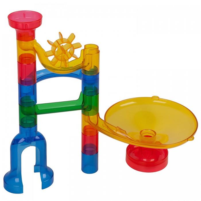 Купить Развивающие игрушки, Развивающая игрушка Bondibon Динамический конструктор Разноцветный лабиринт (33 деталей)