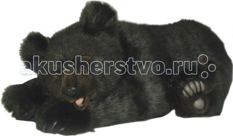 Мягкие игрушки Hansa Медвежонок лежащий 90 см hansa мягкая игрушка верблюд
