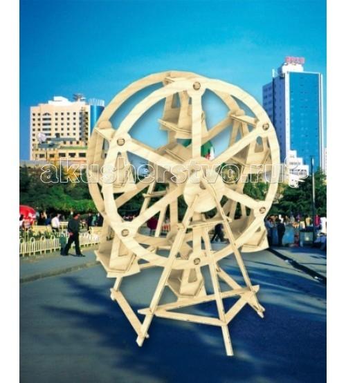 Конструкторы Мир деревянных игрушек Сборная модель Колесо обозрения мир деревянных игрушек колесо обозрения