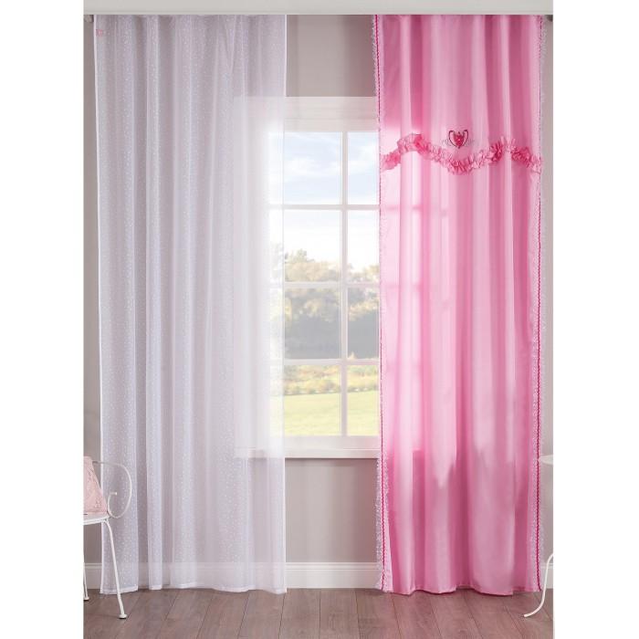 Купить Аксессуары для детской комнаты, Cilek Занавеска Rosa 260х140 см