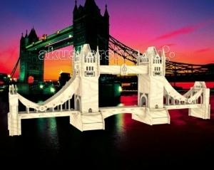 Конструкторы Мир деревянных игрушек (МДИ) Сборная модель Тауэрский мост объемный пазл тауэрский мост