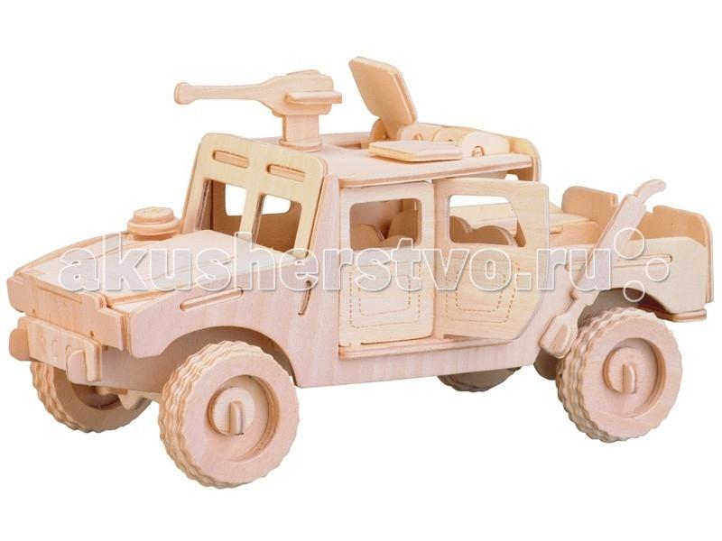 Купить Мир деревянных игрушек Сборная модель Хаммер в интернет магазине. Цены, фото, описания, характеристики, отзывы, обзоры