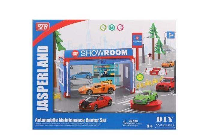 Машины Наша Игрушка Автомобильный магазин
