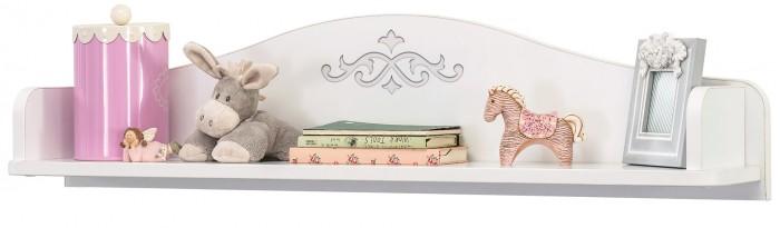 Аксессуары для детской комнаты Cilek Полка Selena аксессуары для детской комнаты калифорния полка паром