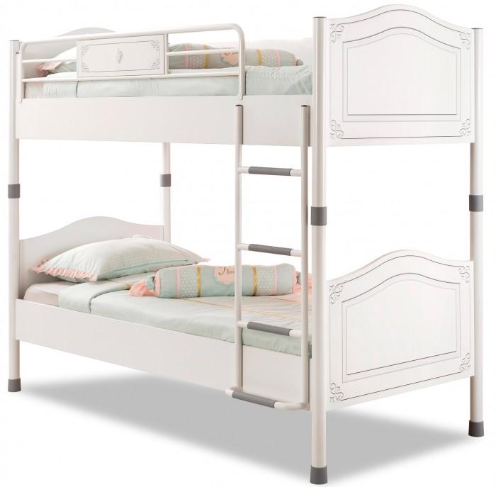 Кровати для подростков Cilek двухъярусная Selena