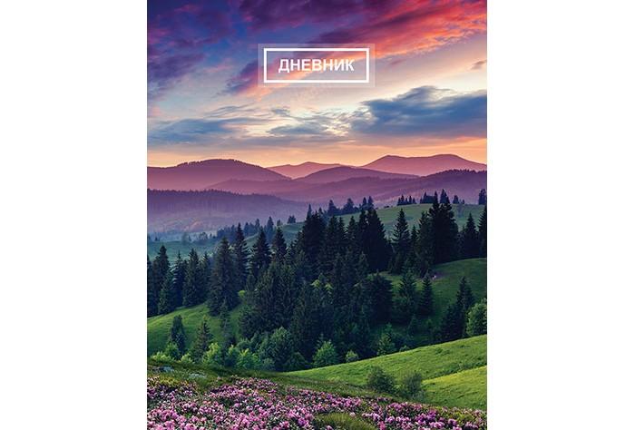 Канцелярия Апплика Дневник универсальный блок Альпийский луг 40 листов