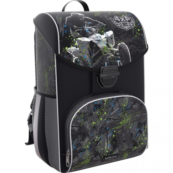 Купить Школьные рюкзаки, Erich Krause Ученический ранец ErgoLine Extreme 15 л