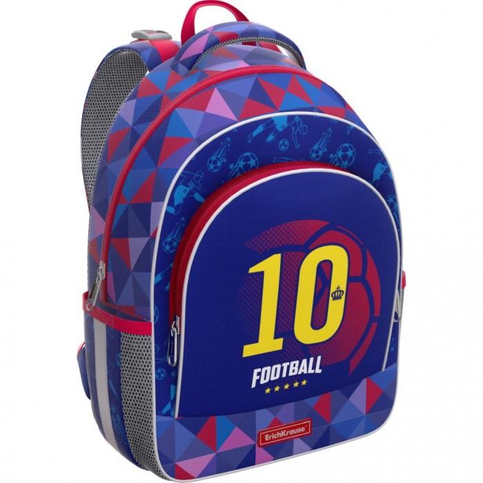 Купить Школьные рюкзаки, Erich Krause Ученический рюкзак ErgoLine Football Team 15 л