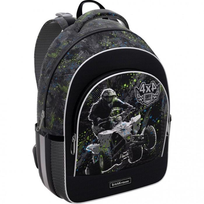 Купить Школьные рюкзаки, Erich Krause Ученический рюкзак ErgoLine Extreme 15 л
