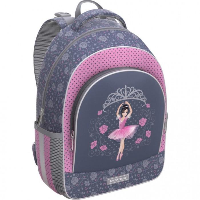 Купить Школьные рюкзаки, Erich Krause Ученический рюкзак ErgoLine Ballet 15 л