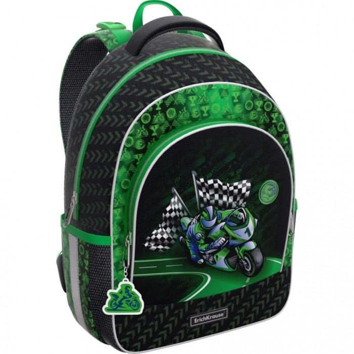 Купить Школьные рюкзаки, Erich Krause Ученический рюкзак ErgoLine Motorbike 15 л