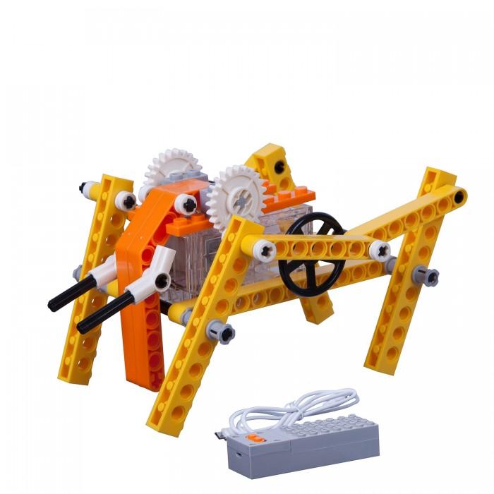 Конструкторы Bondibon Робот слон (61 деталь) конструкторы bondibon 2 в 1 техника самосвал самолет 361 деталь