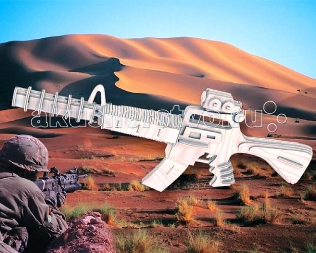 Конструкторы Мир деревянных игрушек (МДИ) Сборная модель Карабин 15 genius hs 300a silver