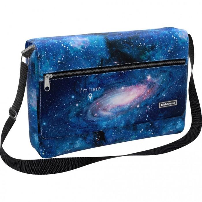 Купить Школьные рюкзаки, Erich Krause Сумка-мессенджер Space 10 л