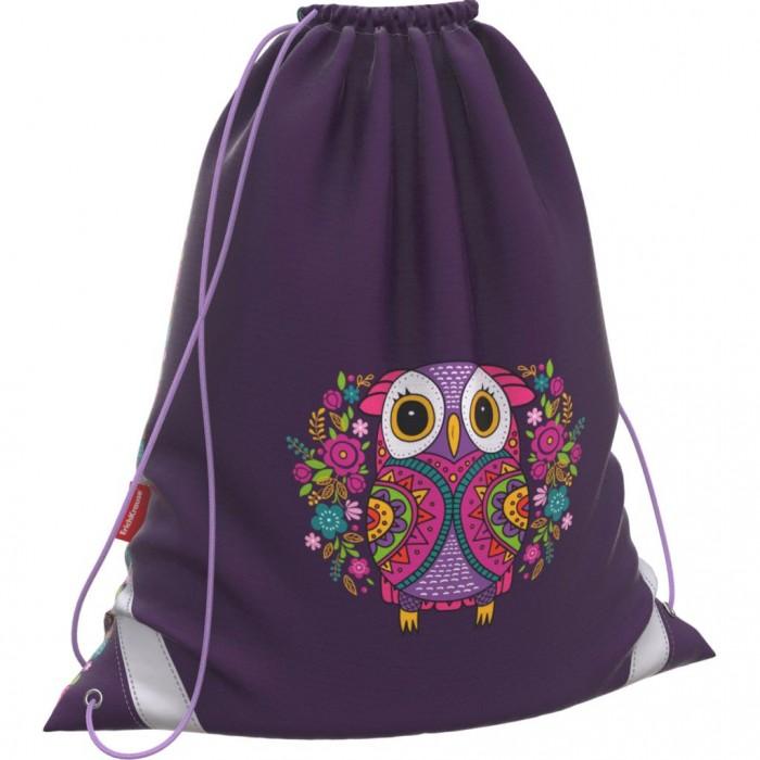 Мешки для обуви Erich Krause Мешок Flower Owl