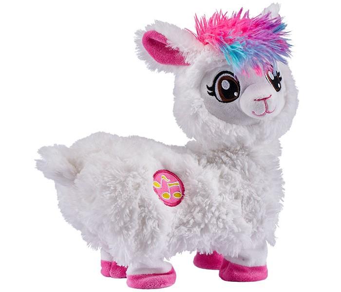 Мягкая игрушка Zuru Pets Alive Танцующая Лама 29 см