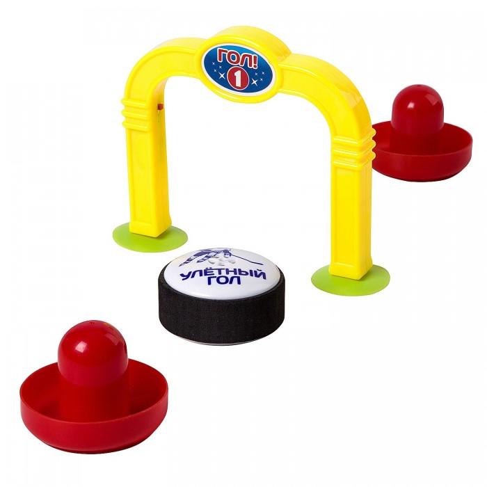 Картинка для Игровые наборы Bondibon Игровой набор Улетный гол Аэрохоккей