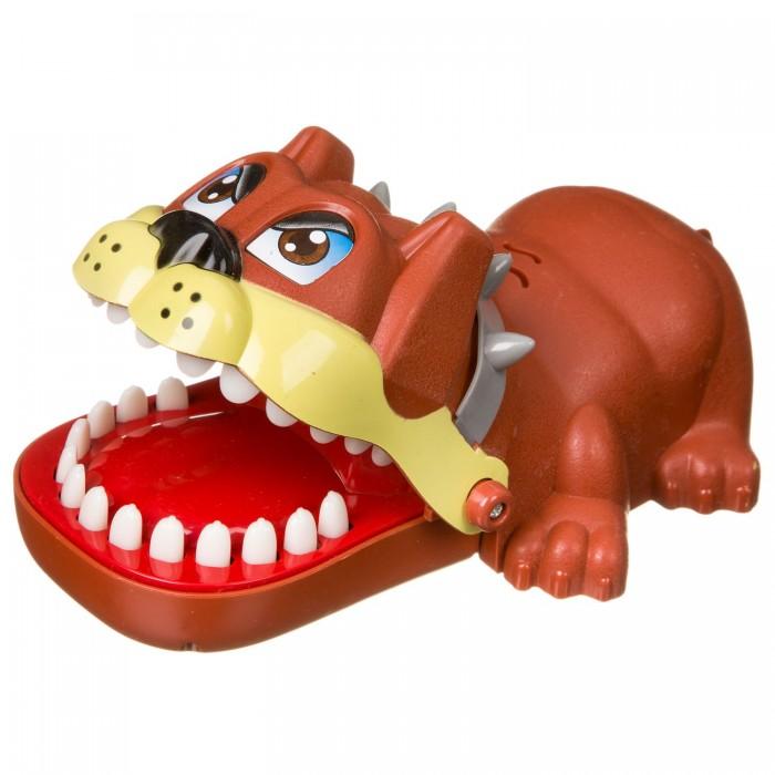 Купить Настольные игры, Bondibon Настольная игра Зубастая собака со светом и звуком