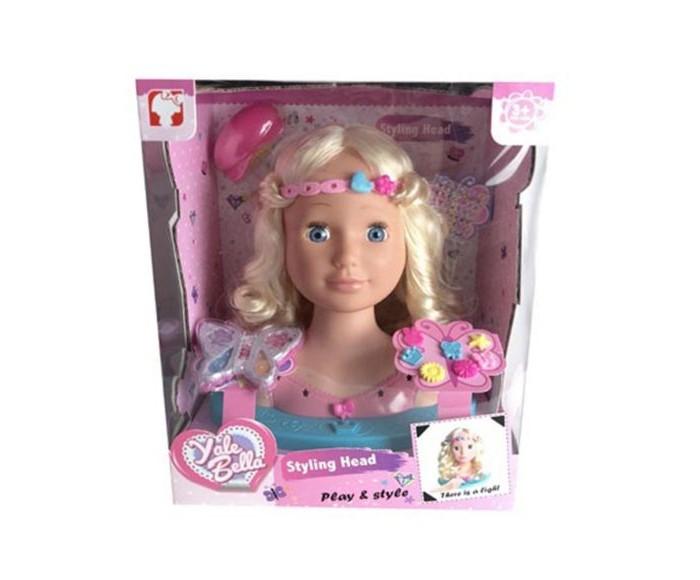 Купить Куклы и одежда для кукол, Наша Игрушка Манекен для создания причесок (10 предметов)