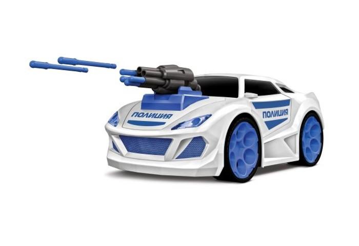 Пламенный мотор Машина на радиоуправлении Сталкер Полиция