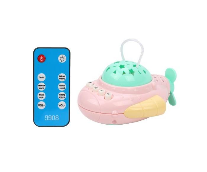 Картинка для Электронные игрушки Наша Игрушка Музыкальный вертолетик с пультом управления