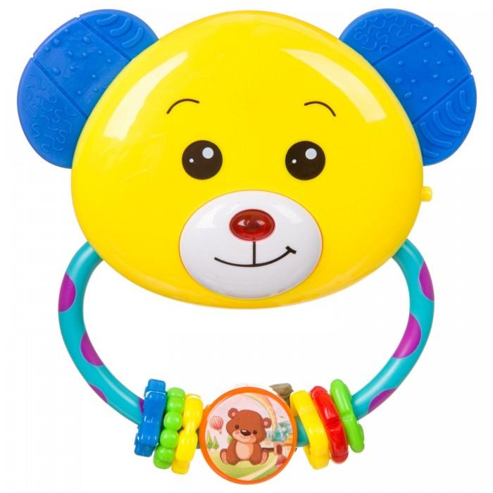 Погремушки Bondibon Игрушка музыкальная Медвежонок