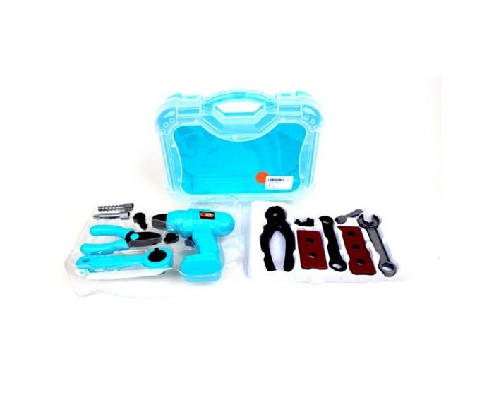 Купить Наша Игрушка Набор инструментов (14 предметов) в интернет магазине. Цены, фото, описания, характеристики, отзывы, обзоры