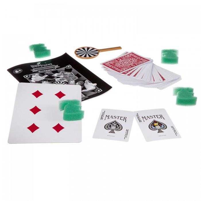 Bondibon Игровой набор Вау Магия Фокусы для ловкости рук от Bondibon