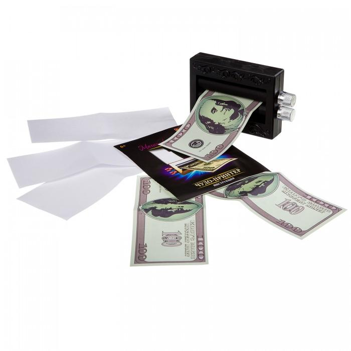 Наборы для фокусов Bondibon Игровой набор Магическая коллекция Чудо-принтер игровой набор amazing zhus коробка для фокуса с исчезновением 26230