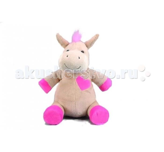 Мягкие игрушки Simba Лошадка 15 см мягкая игрушка интерактивная woody o time лошадка непоседа