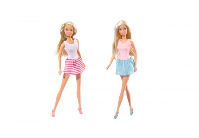 Куклы и одежда для кукол Simba Кукла Штеффи городская мода