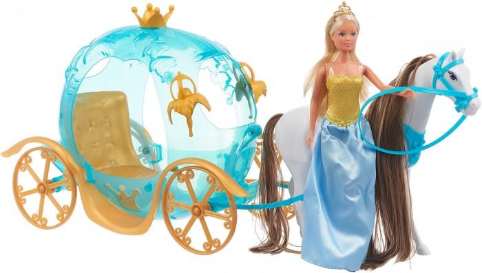 Simba Кукла Штеффи и ее сказочная карета от Simba