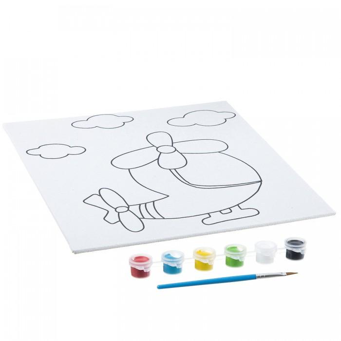 Картинка для Принадлежности для рисования Bondibon Набор для рисования Вертолёт