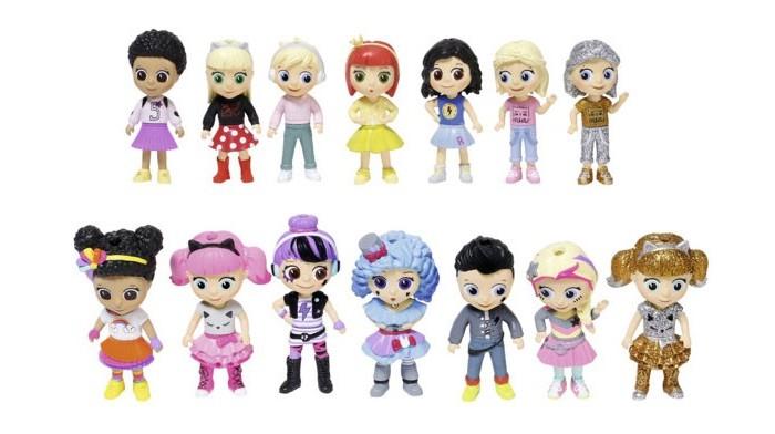 Картинка для Игровые наборы Zapf Creation Кукла LilSnaps серия 1