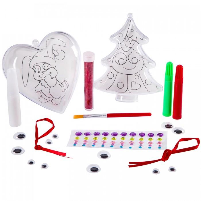 наборы для создания украшений Bondibon наборы для творчества Eva Moda колечки люкс