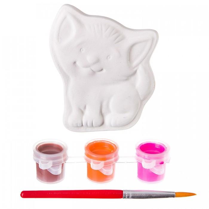 Раскраски Bondibon Набор для творчества Магнит-Кошка