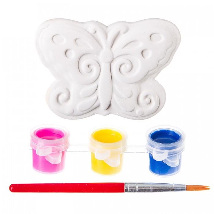 Раскраски Bondibon Набор для творчества Магнит-Бабочка