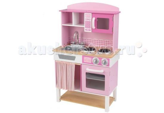 KidKraft Детская деревянная кухня Домашний шеф-повар