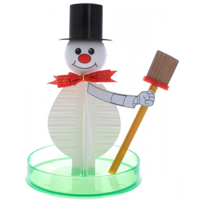 Наборы для опытов и экспериментов Bondibon Набор для творчества Волшебный Снеговик