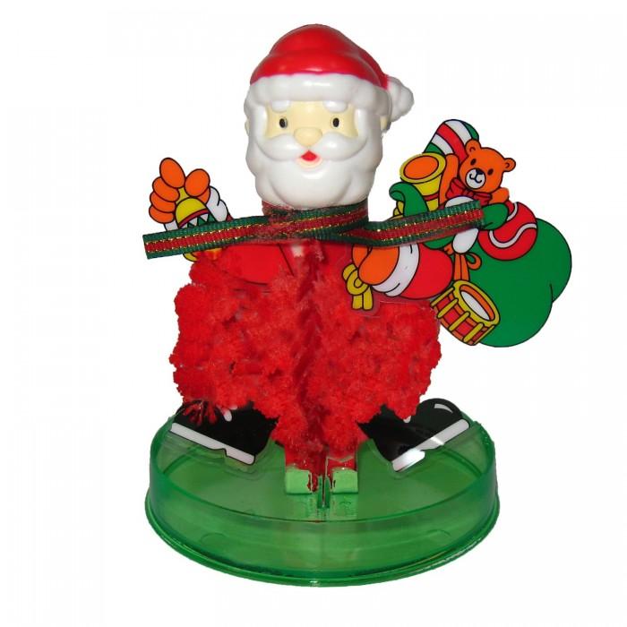 Купить Наборы для опытов и экспериментов, Bondibon Набор для творчества Волшебный Дед Мороз