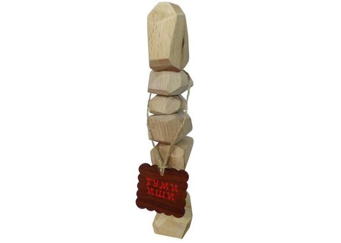 Картинка для Деревянные игрушки RNToys Гора камней Туми Иши