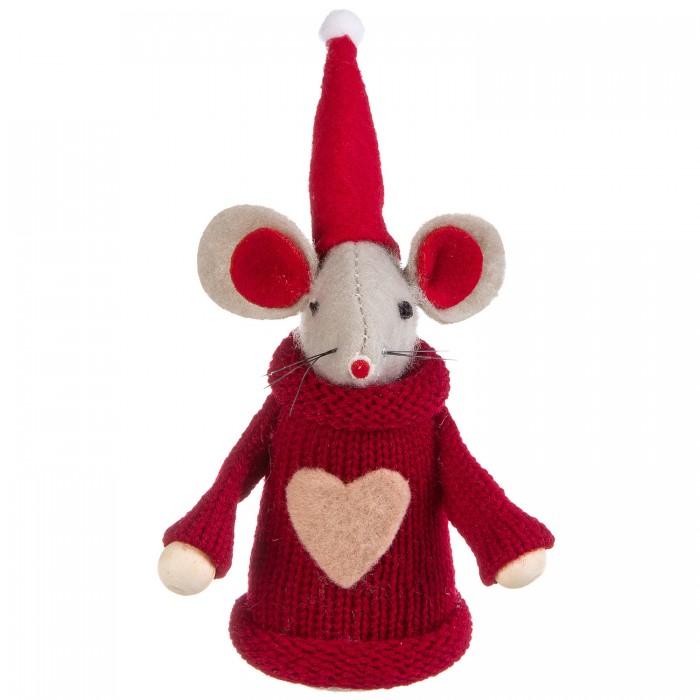 Наборы кройки и шитья Bondibon Ёлочные игрушки своими руками Мышка