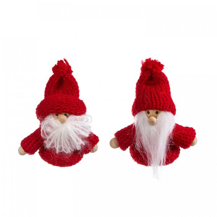 Наборы кройки и шитья Bondibon Ёлочные игрушки своими руками Гномики