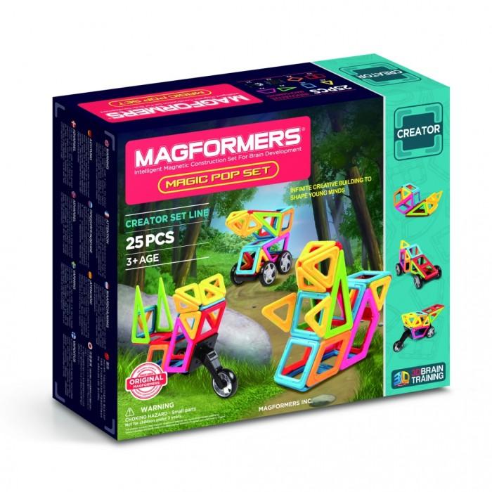 Конструктор Magformers Магнитный Magic Pop