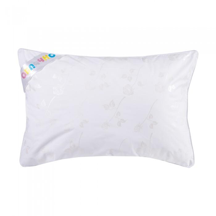 Картинка для Подушки для малыша Облачко Подушка Искусственный Лебяжий Пух 40х60 см