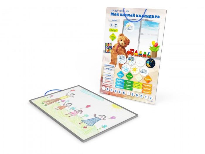 Обучающие плакаты Magneticus Магнитный календарь CAL2010