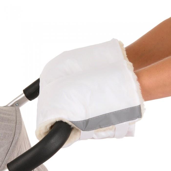 Купить BamBola Муфты-варежки на липучках шерстяной мех в интернет магазине. Цены, фото, описания, характеристики, отзывы, обзоры