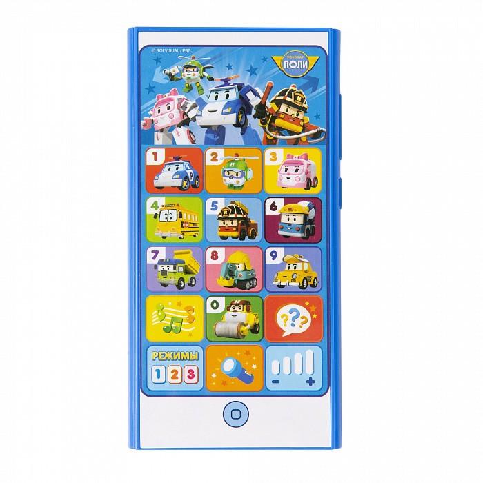 Картинка для Электронные игрушки Робокар Поли (Robocar Poli) Игрушечный Телефон