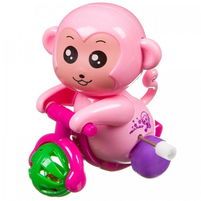 Картинка для Развивающие игрушки Bondibon Обезьянка заводная